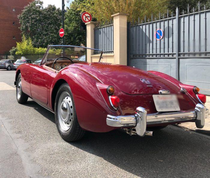 Mga 1960 arrière
