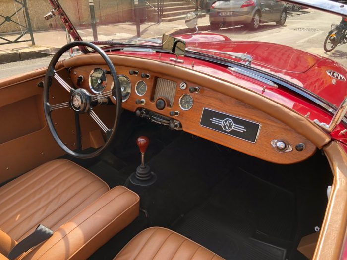 Mga 1960 tableau de bord